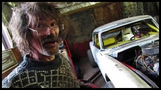 The Frog is Loose : Studebaker Commander 1955 Stockcar