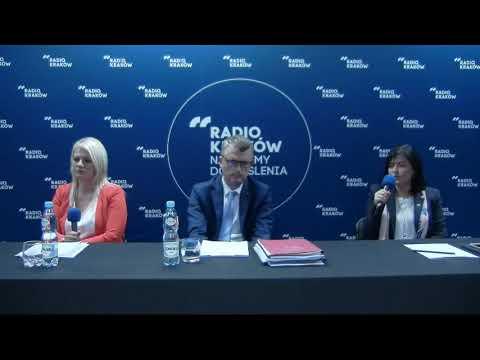 Przedwyborcza debata Radia Kraków w Wieliczce