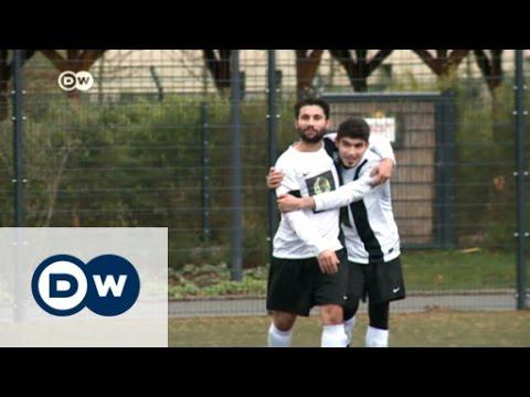 Berlin: Soccer as a bridge between cultures | DW News