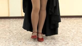 Урок фламенко 1.Школа Фламенко в Самаре.тел.:26-731-26