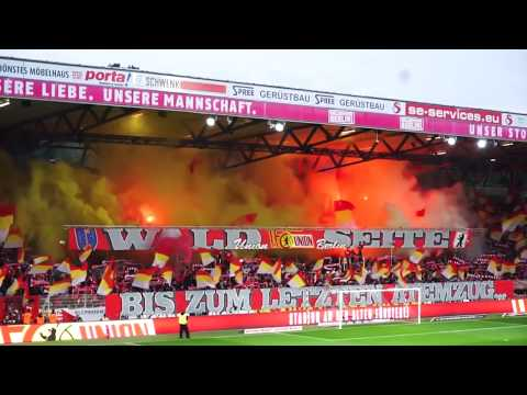 BEST OF 1. FC Union Berlin Fans [HD] || 2017