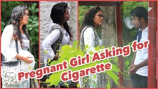 Mother Asking for Cigarette | Social Experiment | Pranks in India