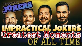 Impractical Jokers Best / Funniest Moments Part 1