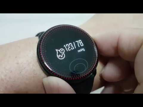 dc9f4ec53f3712 Preview CF007 SmartWatch Waterproof Tracker Heart Rate Blood Pressure  Monitor Passometer [Thai]