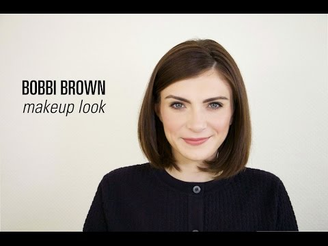 Bobbi Brown Makeup Look || The Very French Girl