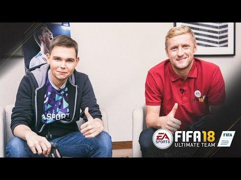 FIFA 18 Ultimate Team - Kamil Glik vs PLKD