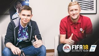 FIFA 18 Ultimate Team - Kamil Glik vs PLKD