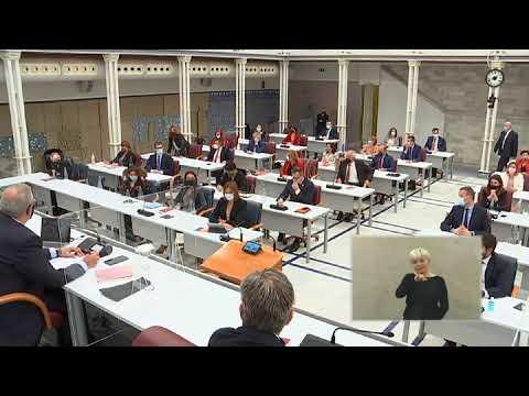 Directo | Votación de la moción de censura en la Región de Murcia