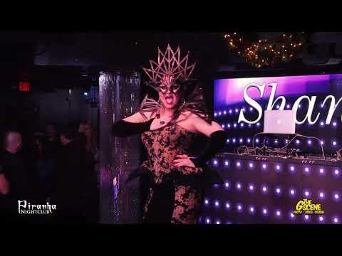 Shannel Piranha Nightclub Dec 30th 2017