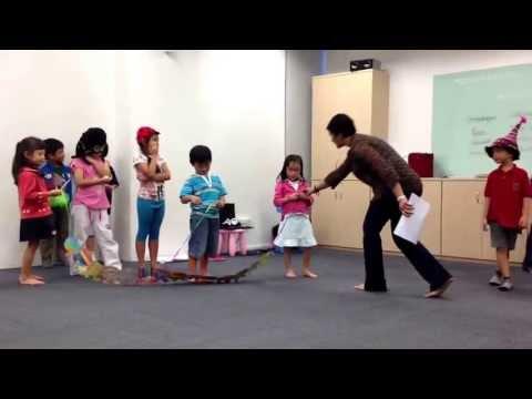Kidz Talk Explorer! Singapore Media Academy by Mediacorp