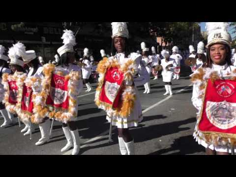 Panamanian Day Parade~2015~Brooklyn~1st Panamanian Drum & Bugle Corp of Brooklyn~NYCParadelife