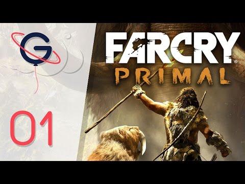 Far Cry Primal FR #1 : Bienvenue à l'âge de Pierre !