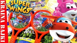 SUPER WINGS • LECIMY DO KALIFORNII! • HOLLYWOOD • ODLOTOWE PIŁKI