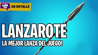 LANZAROTE, THE BEST LAUNCH IN THE GAME! FORTNITE SAVE THE WORLD SPANISH GUIDE
