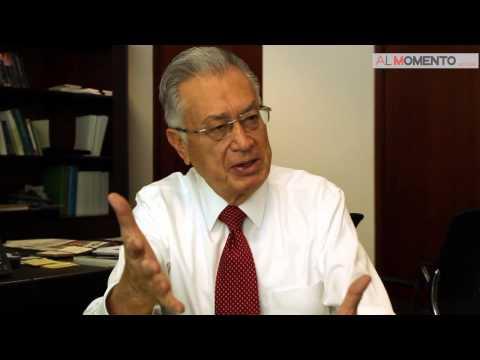 Entrevista a Manuel Bartlett en torno a la Reforma Energética.