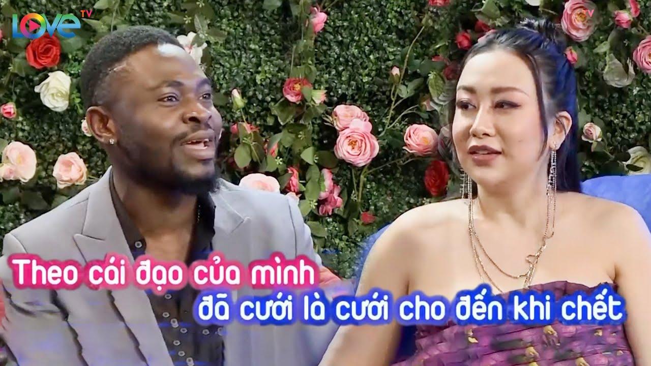 Kể chuyện TẤU HÀI cực duyên, trai CHÂU PHI siêu tiếng Việt 1 tay lo tất, tán đổ cả gia đình Việt Nam