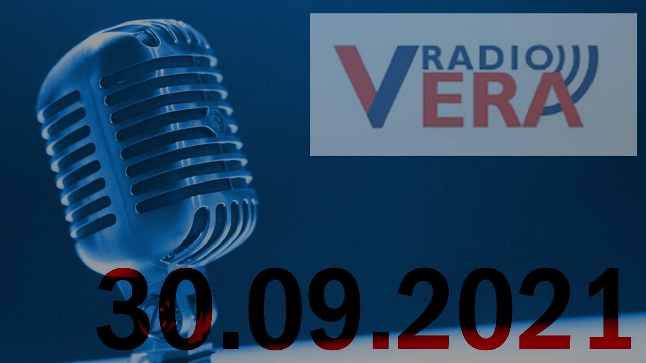 Ежи Сармат на радио VERA (30.09.2021)
