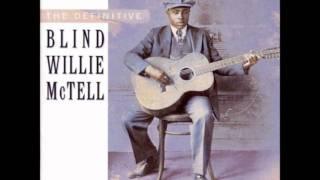Georgia Rag - Blind Willie McTell 1931