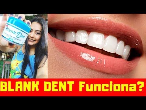 Como Clarear Os Dentes Em Casa Blank Dent Clareador Dental Youtube