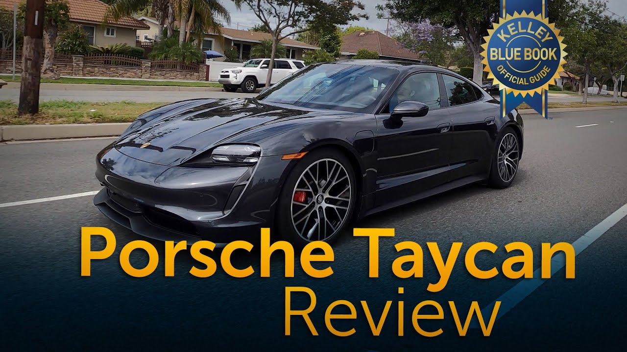 2020 Porsche Taycan Review Road Test Youtube