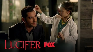Trixie Treats Lucifer's Wound | Season 2 Ep. 18 | LUCIFER