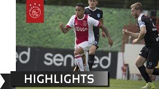 Highlights Ajax - Racing Genk