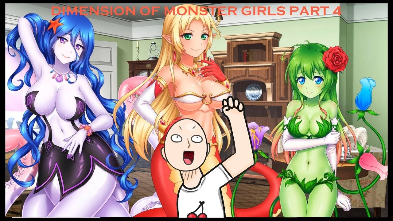 We Got A Harem Dimension Of Monster Girls Part 4 Youtube