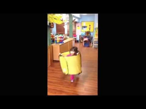 Silly preschoolers at Happyland Preschool with Mason Tiberius Gordon