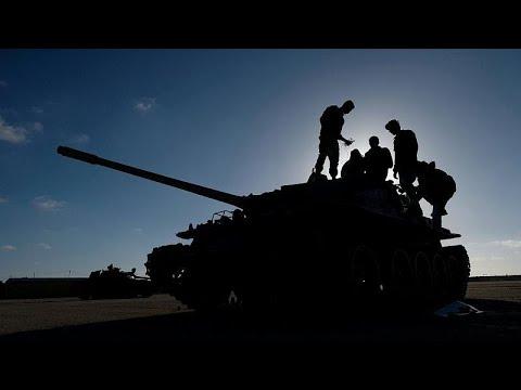 في ليبيا..أمنيات أروقة السياسة ترمى بنيران واقع جبهات القتال في طرابلس…  - نشر قبل 27 دقيقة