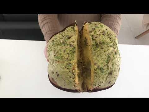 Il miglior panettone al pistacchio mai assaggiato....