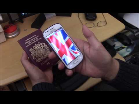 British Passports Come Alive With ARLOOPA! Experience!