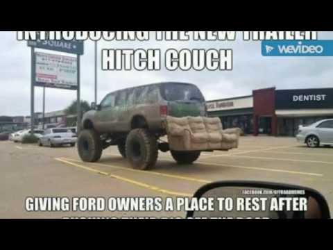 Ford Jokes For Those Who Think That Ford Is A Big Mistake On The Road