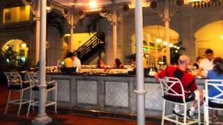 Evening At Raffles
