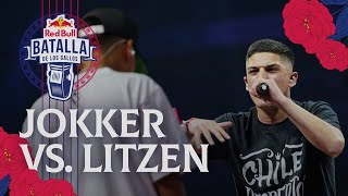 Download Lagu JOKKER vs LITZEN - Octavos | Red Bull Internacional 2019 mp3