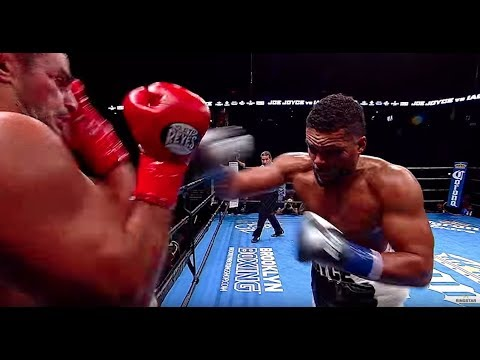 Joe Joyce vs. Iago Kiladze (Footage Courtesy of Premier Boxi