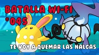 Pokemon [OR/AZ] Batalla wifi #045