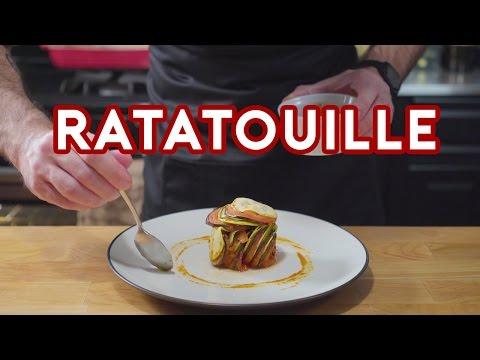 Binging with Babish: Ratatouille (Confit Byaldi) from Ratatouille