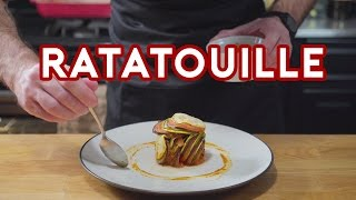 Download Binging with Babish: Ratatouille (Confit Byaldi) from Ratatouille Mp3 and Videos