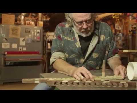 Jerry Read Smith - Making Dulcimers in the Blue Ridge Mountains