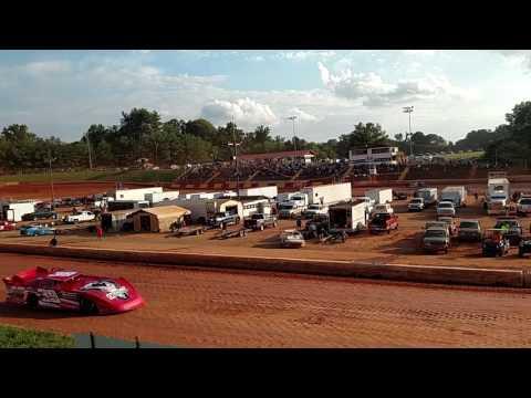 Dustin Brim #7 Practice Friendship Motor Speedway 5/29/16