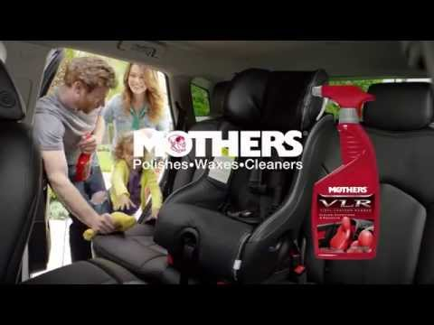 Mothers - VLR Vinyl Leather Rubber Care