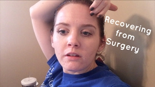 Laproscopic Surgery for Endometriosis - Week 1 Update