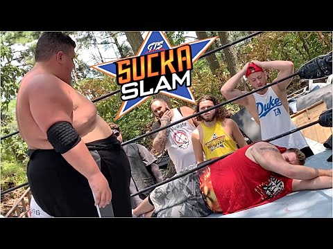 GRIM and TOMMY'S FRIENDSHIP IS OVER FOREVER! (GTS Wrestling Suckaslam 2019)