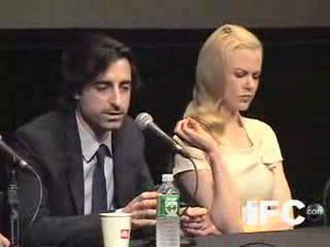 Noah Baumbach on autobiographical elements in his films