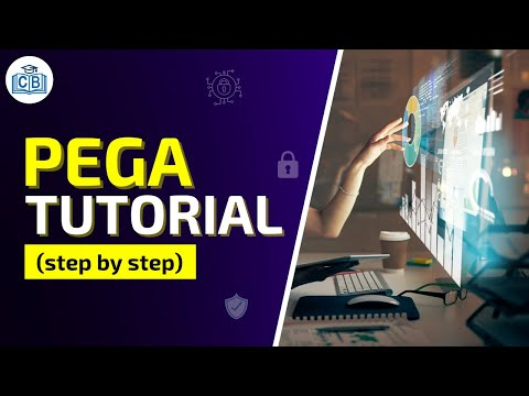 Pega Tutorial for Beginners 2018 (Step by Step tutorial)