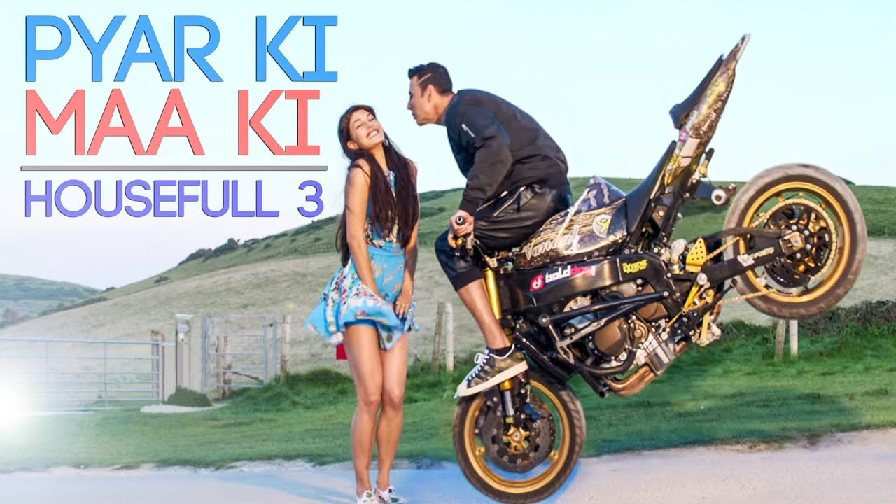 Pyar Ki Full Video Song | HOUSEFULL 3 | Shaarib & Toshi