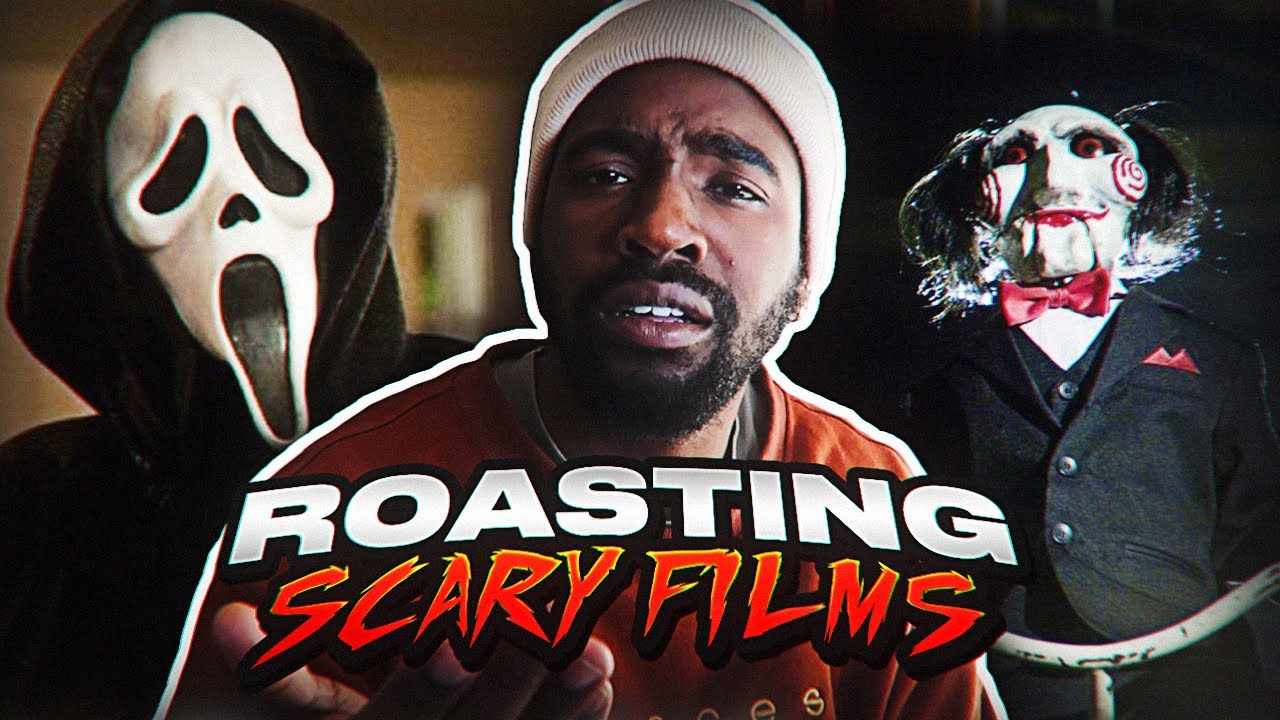 ROASTING Scary Short Films - Y'ALL NEED A NEW CAST