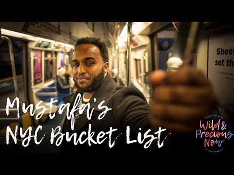 From Somalia to NYC, Mustafa's New York Bucket List Day