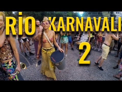 Rio Karnavalı, 24 Saat Devam Eden Eğlence!  #41