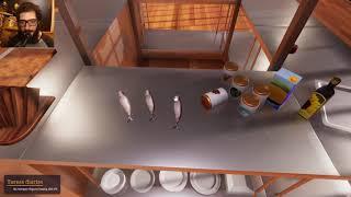 Kiel kuiri truton rapide – Cooking Simulator #3 – Esperanto
